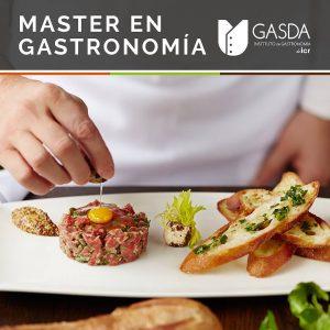 Master en Gastronoma Perfeccionamiento para Profesionales Comenzamos en Marzo ltimoshellip